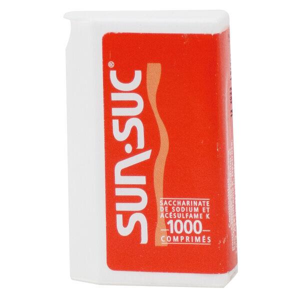 Hermes Edulcorant Sun Suc 1000 comprimés