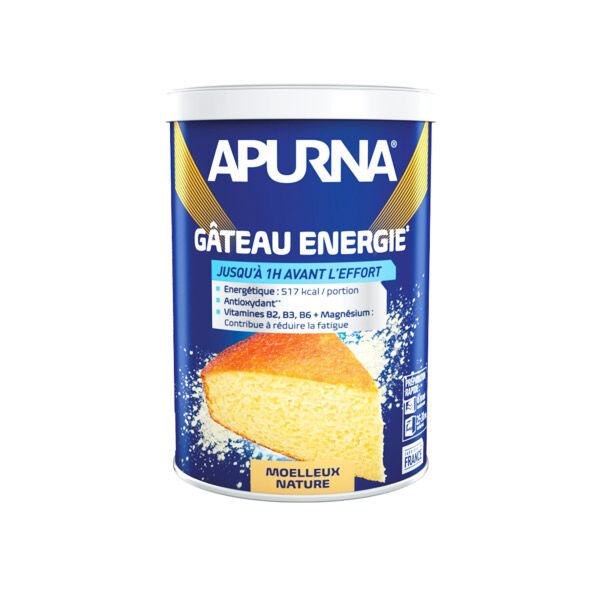 Apurna Gâteau Energie Nature 400g