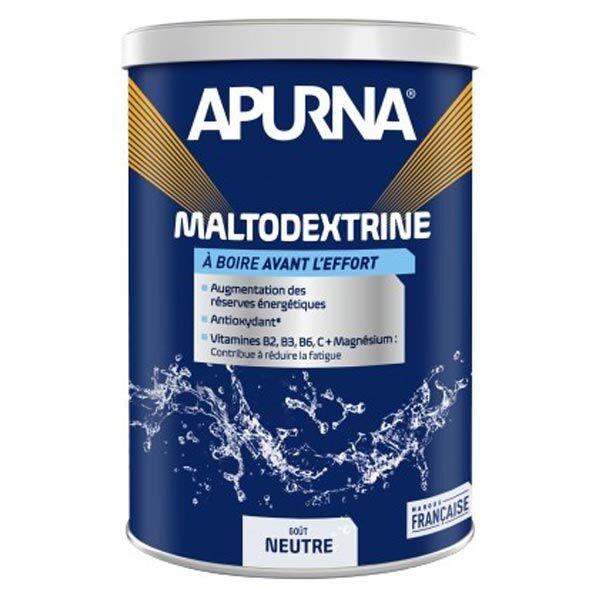 Apurna Boisson Energétique Maltodextrine Neutre 500g