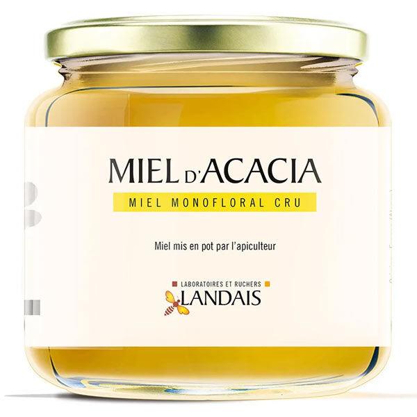 Landais Miel d'Acacia Cru 500g