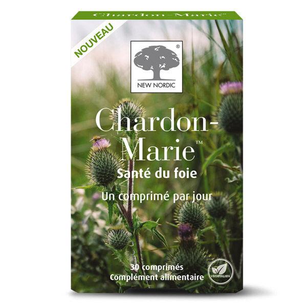 New Nordic Chardon Marie Santé du Foie 30 comprimés