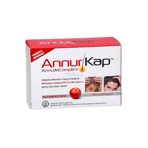 Incarose Annur Kap Cheveux 60 capsules