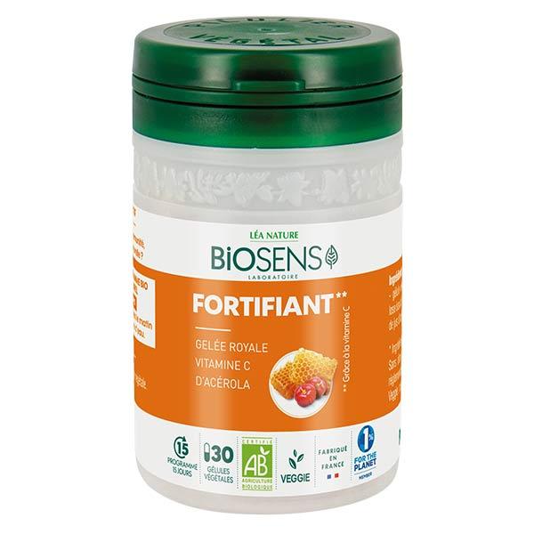 Biosens Fortifiant Bio 30 gélules végétales