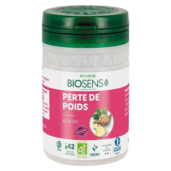 Biosens Perte de Poids Bio 42 gélules végétales