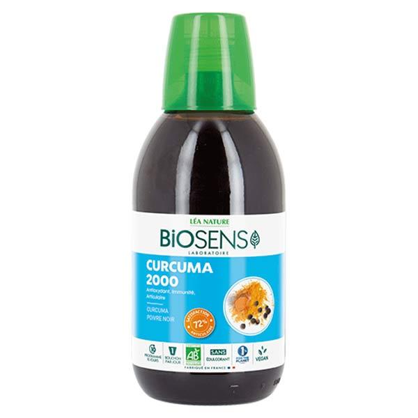 Biosens Cocktail Curcuma 2000 Bio 500ml
