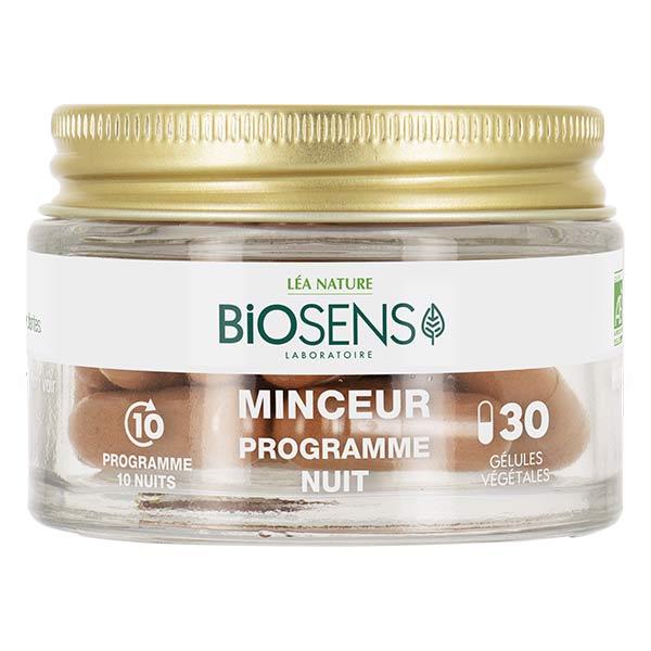 Biosens Minceur Programme Nuit Bio 30 gélules végétales