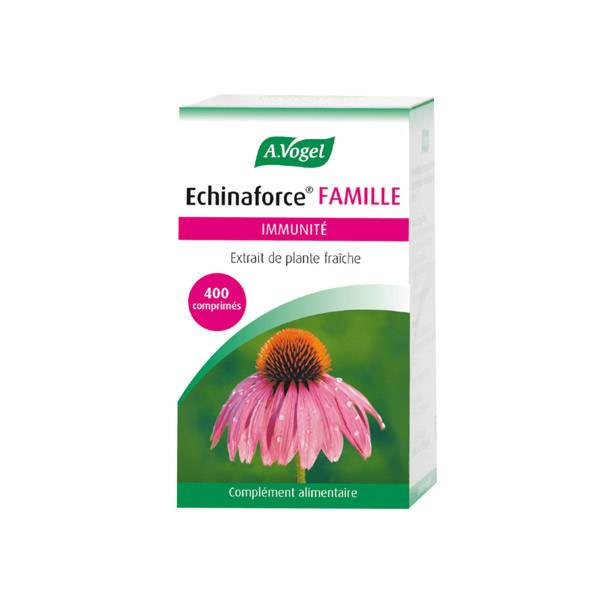 A.Vogel Echinaforce Famille Immunité 400 Comprimés