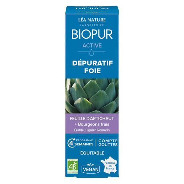 Biopur Active Dépuratif Foie Bio 30ml