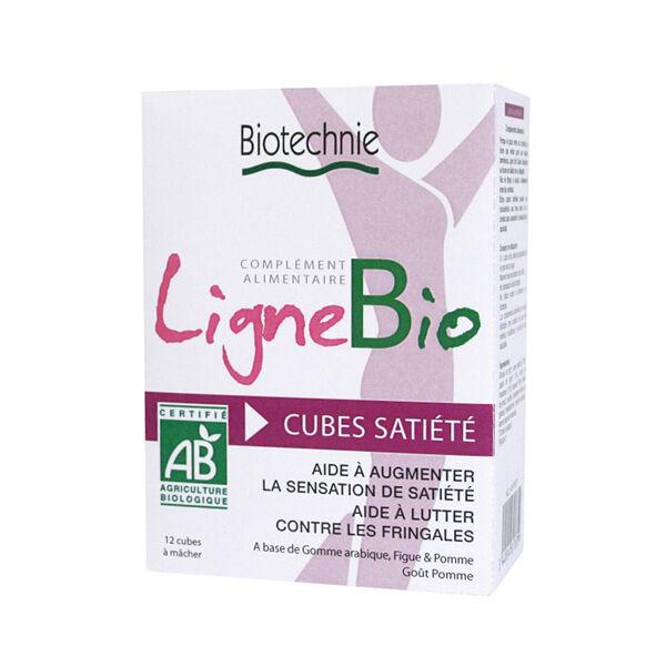 Biotechnie Ligne Satiété AB 12 cubes