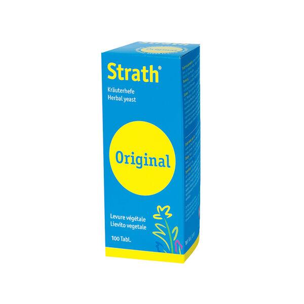 A.Vogel Strath Original Levure Végétale 100 comprimés