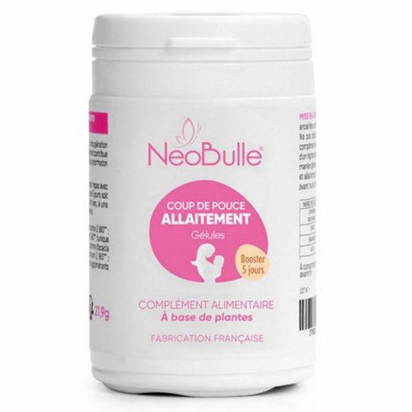 Neobulle Néobulle Coup de Pouce Allaitement Bio 45 gélules