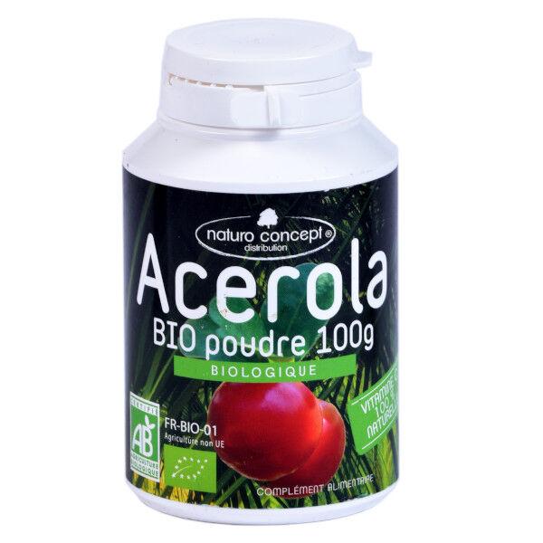 Naturo Concept Acérola en Poudre Bio 100g