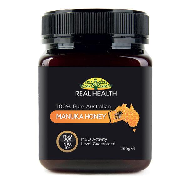 Phyto-Actif Real Health Miel de Manuka 10+ pot de 250g