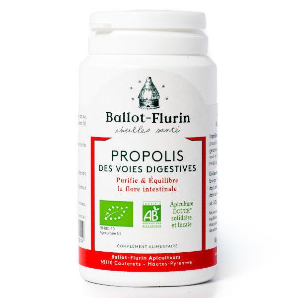 Ballot-Flurin Propolis des Voies Digestives Bio 80 gélules