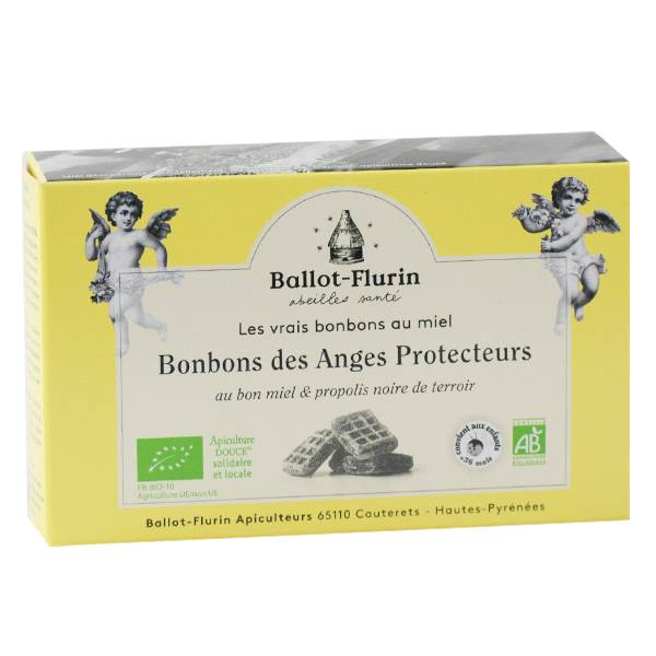 Ballot-Flurin Bonbons des Anges Protecteurs Bio 100g