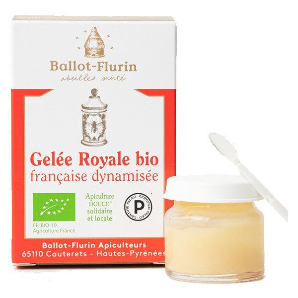 Ballot Flurin Ballot-Flurin Gelée Royale Française Dynamisée Bio 10g