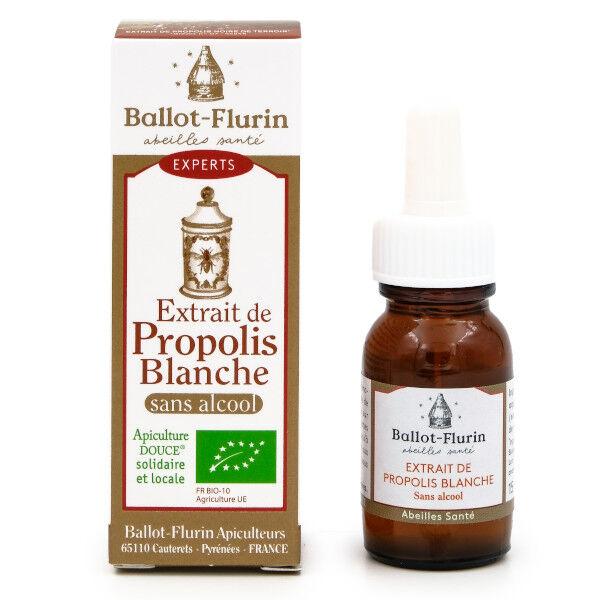 Ballot-Flurin Extrait de Propolis Bio sans Alcool 15ml
