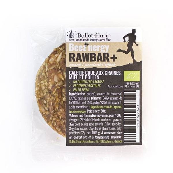 Ballot-Flurin Beez'Nergy Rawbar+ 30g
