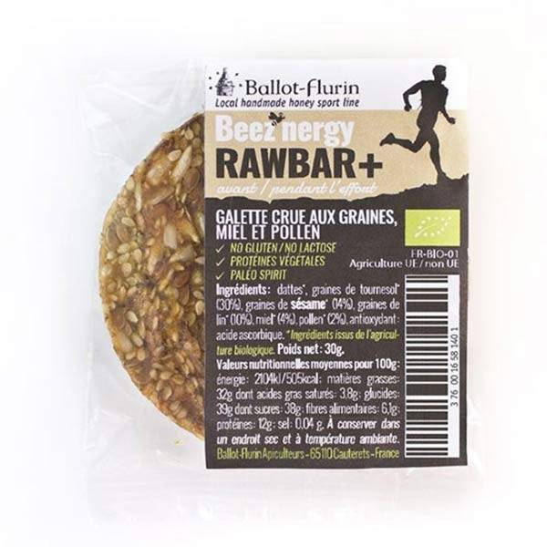 Ballot Flurin Ballot-Flurin Beez'Nergy Rawbar+ 30g