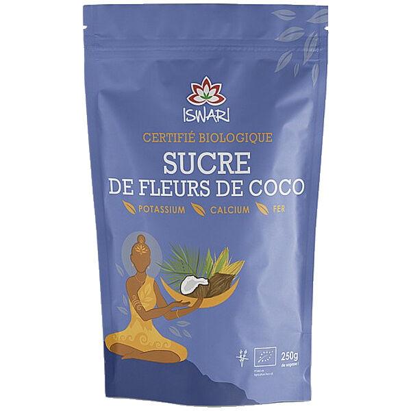 Iswari Sucre de Fleurs de Coco Bio 250g