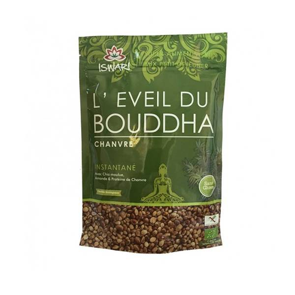 Iswari Eveil du Bouddha Chanvre Bio 360g