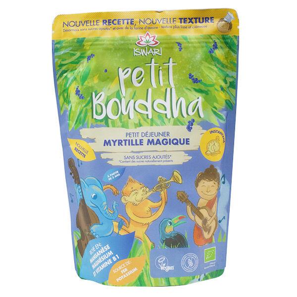 Iswari Petit Bouddha Petit Déjeuner Myrtille Magique Bio 400g