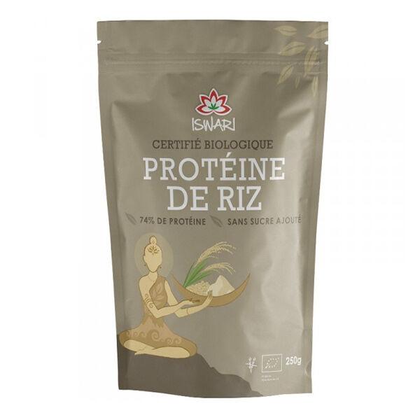 Iswari Protéine de Riz en Poudre Bio 250g