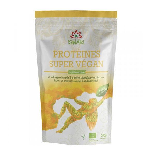Iswari Protéines Super Vegan Bio 250g