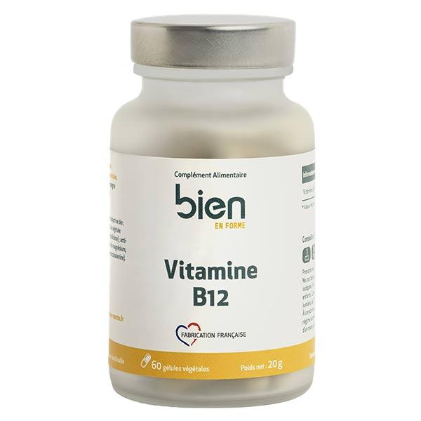 Bien En Forme Vitamine B12 60 gélules végétales