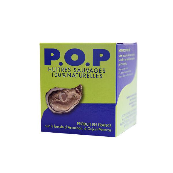 P.O.P POP Poudre d'Huîtres 75 gélules