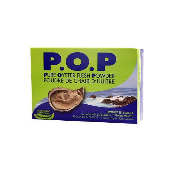 P.O.P POP Poudre d'Huîtres 150 gélules
