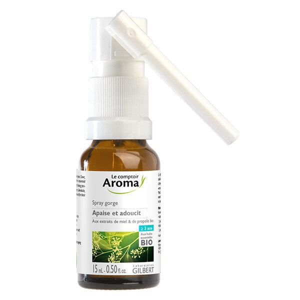 Le Comptoir Aroma Spray Gorge 15ml