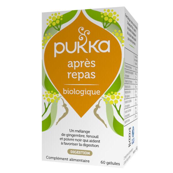 Pukka Après Repas Bio 60 gélules