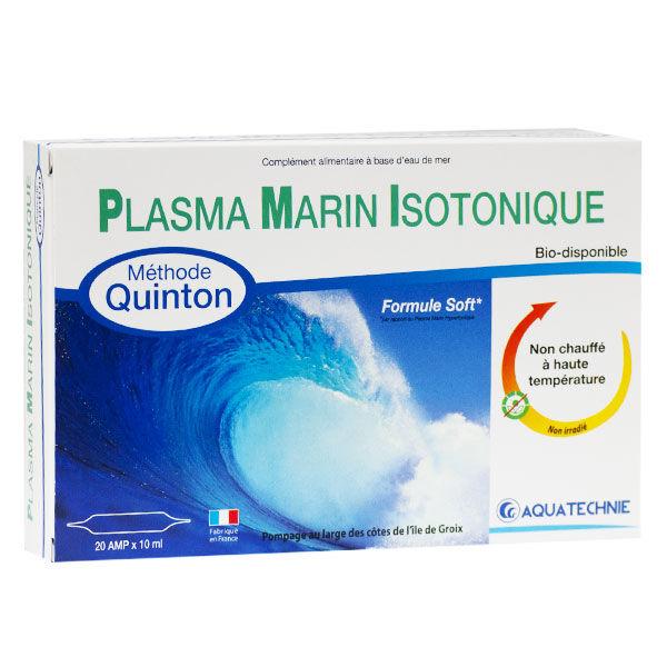 Biotechnie Plasma Marin Isotonique 20 ampoules
