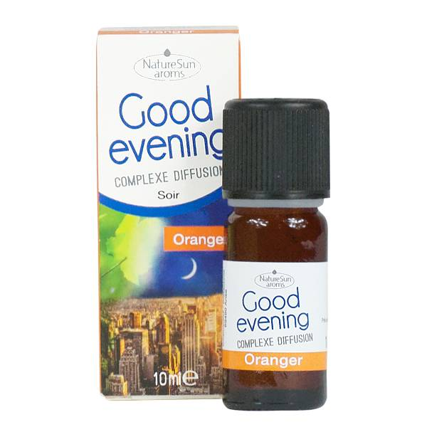 NatureSun Aroms Complexe Diffusion Bio Good Evening 10ml