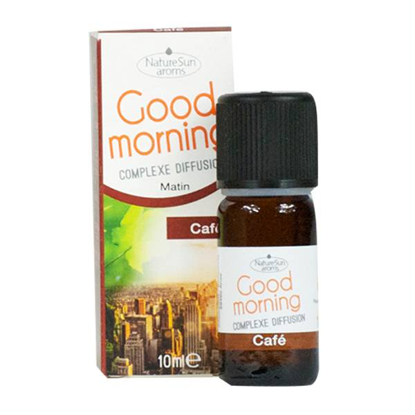 NatureSun Aroms Complexe Diffusion Bio Good Morning 10ml