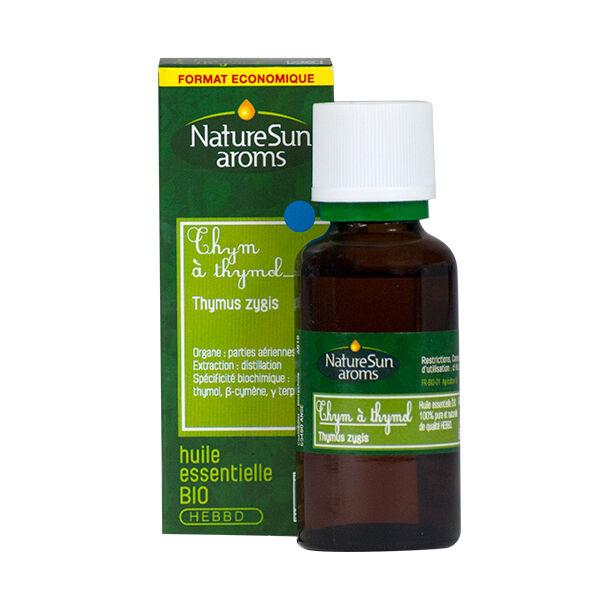 NatureSun Aroms Huile Essentielle Bio Thym à Thymol 30ml