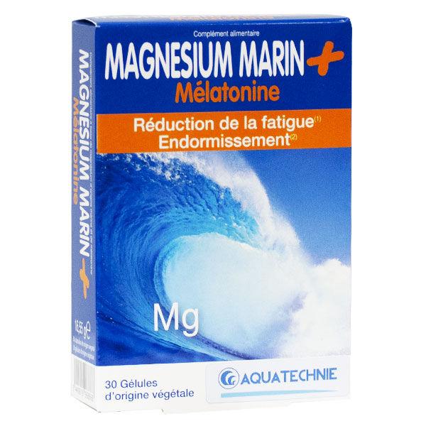 Biotechnie Magnésium Mélatonine 30 gélules