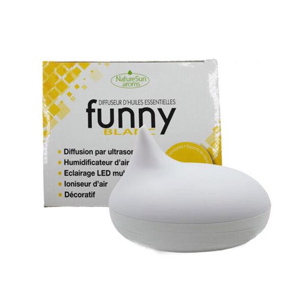 NatureSun Aroms Diffuseur Funny Blanc