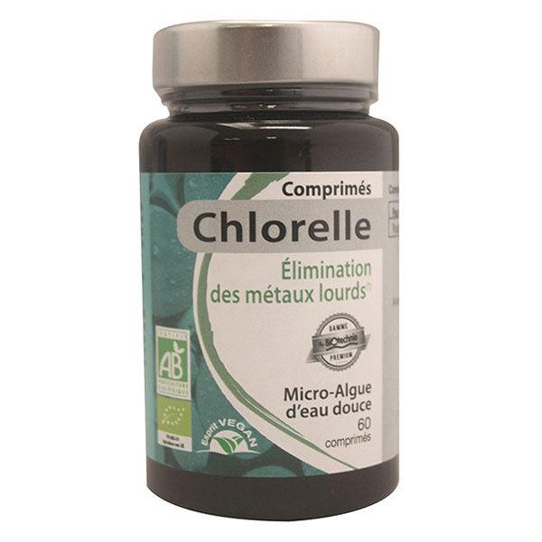 Biotechnie Chlorelle Bio 60 comprimés