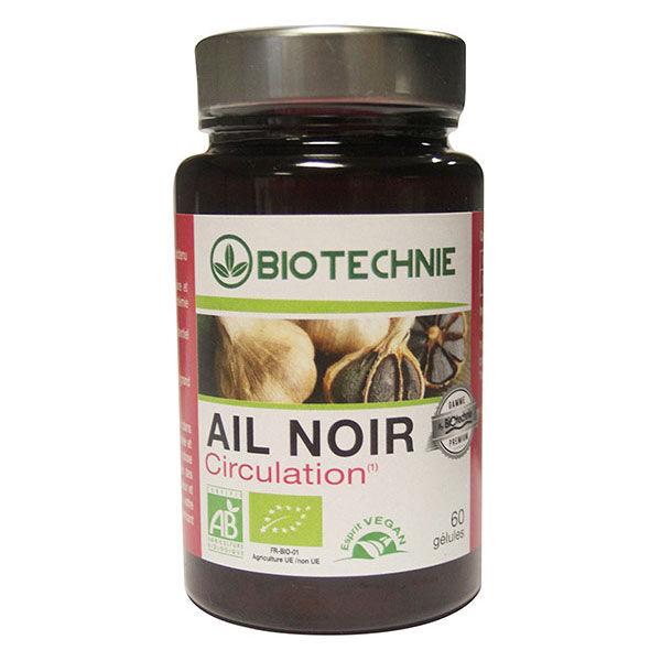 Biotechnie Ail Noir Bio 60 gélules