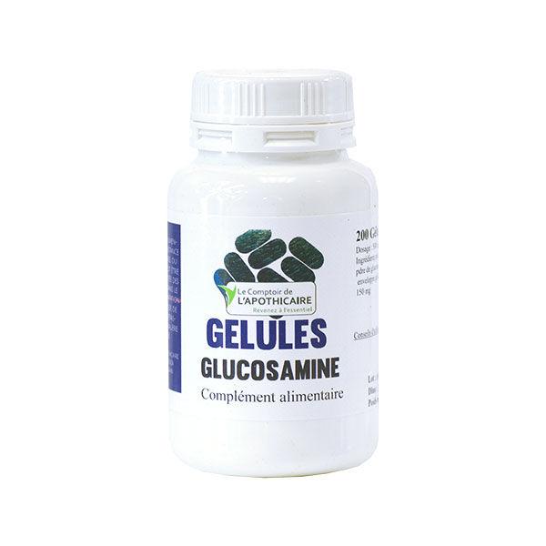 Comptoir de l Apothicaire Le Comptoir de l'Apothicaire Glucosamine 200 gélules