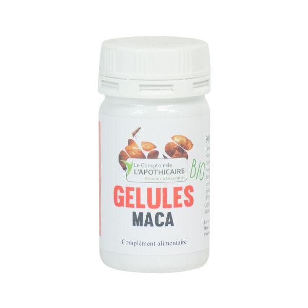 Le Comptoir de l'Apothicaire Maca Vitalité Bio 90 gélules