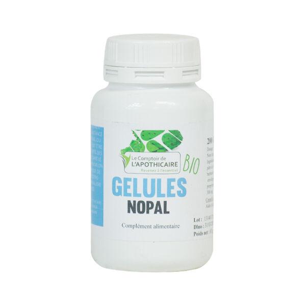 Comptoir de l Apothicaire Le Comptoir de l'Apothicaire Nopal Bio 200 gélules