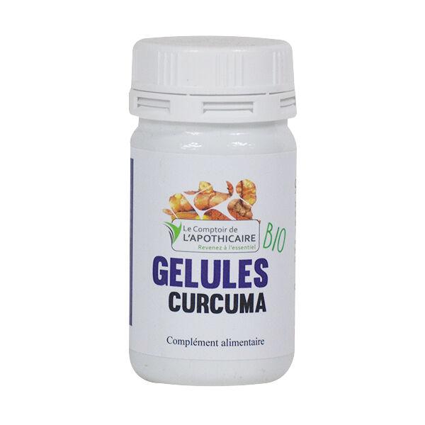 Le Comptoir de l'Apothicaire Curcuma Bio 90 gélules