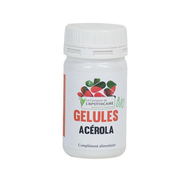 Comptoir de l Apothicaire Le Comptoir de l'Apothicaire Acerola Bio 90 gélules