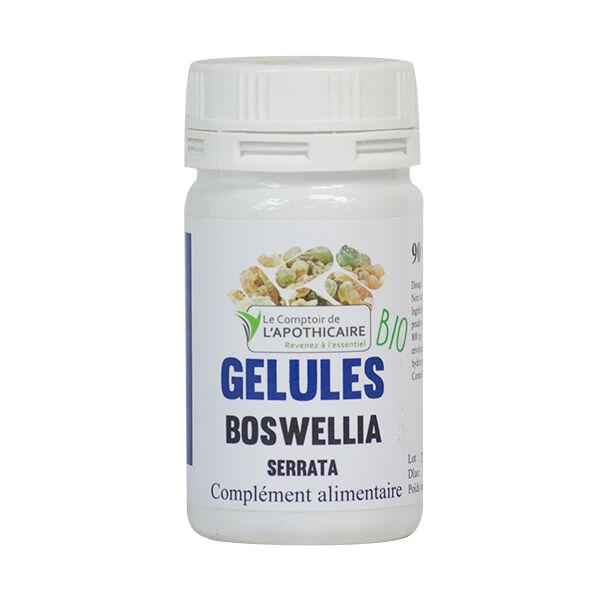 Comptoir de l Apothicaire Le Comptoir de l'Apothicaire Boswellia Bio 90 gélules