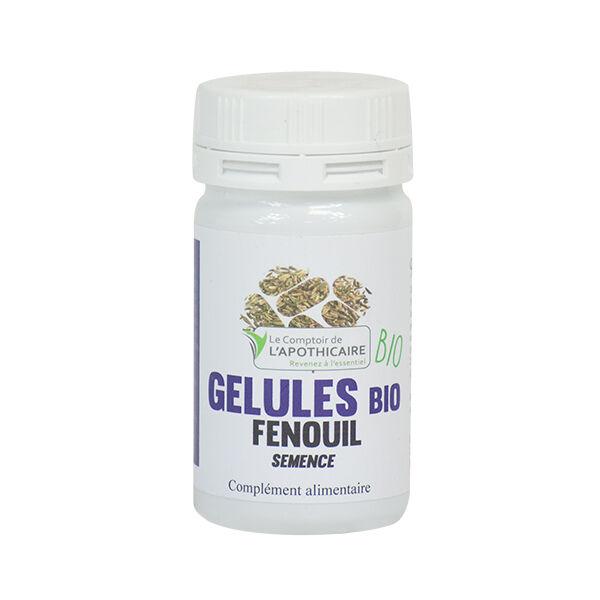 Le Comptoir de l'Apothicaire Fenouil Semence Bio 90 gélules