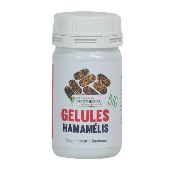 Le Comptoir de l'Apothicaire Hamamelis Bio 90 gélules
