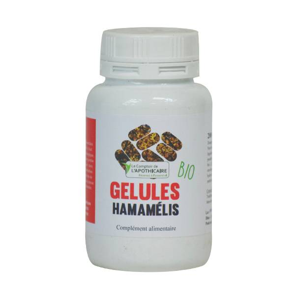 Le Comptoir de l'Apothicaire Hamamelis Bio 200 gélules